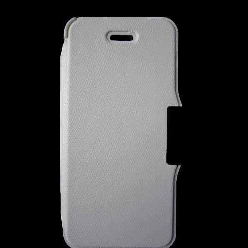 Funda tipo piel para iphone 5 apertura lateral varios colores - Funda de piel para iphone 5 ...