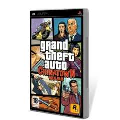 GRAND THEFT AUTO:CHINATOWN WARS PSP
